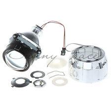 "Newest 2.5""inch universal Car Headlights mini Bi-xenon HID Projector Kit Lens UK"