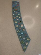 Girl Scout Sash from 1940 s