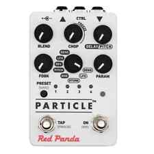 Red Panda Particle V2 - Granular Delay & Pitch Shift
