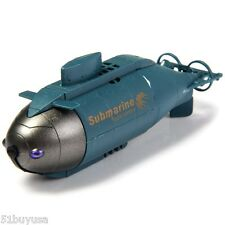 777-216 Wireless 40MHz RC Boat Pigboat Toy Remote Control Mini Submarine Gift