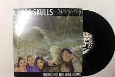 COBRA SKULLS Bringing The War Home EP Fat Wreck Chords FAT7641 US 2011 VG++ 8E/A