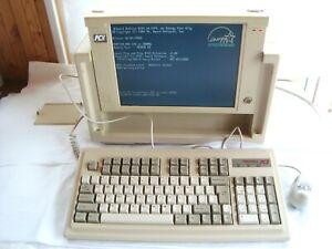 Compaq Portable PC III  Vintage  Computer & Keyboard Windows 98