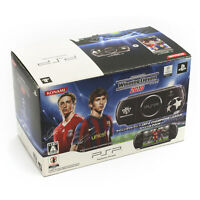 PSP - Konsole World Soccer Winning Eleven 2010 #Limited Edition JAPAN mit OVP