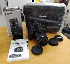 Canon EOS Rebel T6-EF Digital, Camera Premium Kit! Used! Gently! Free Shipping!!