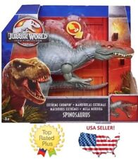 Jurassic World Spinosaurus Legacy Collection Mattel RARE Extreme Chompin