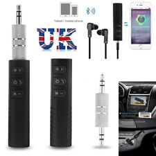 3.5mm Jack Wireless Bluetooth Receiver Audio Adapter Car AUX Headphones Speaker