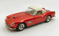 Ferrari 250 California ISA 1959 1:43 Red + White Roof Model 0245 ART-MODEL