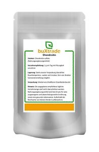 Chondroitin Pulver | Chondroitinsulfat | Sulfate | Sulfat | Powder