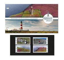 Isle of Man Lighthouses 200 Presentation Pack (WO41)