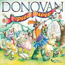 FREE US SHIP. on ANY 2 CDs! ~Used,VeryGood CD Donovan: Pied Piper