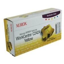 Original Xerox Solid Ink Nr.1 Yellow 108R00662 Workcentre C2424 - Boxed 3 Stick