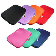 "Premium Neoprene Sleeve Zip Carry Case Cover Pouch 15""- 16"" Inch Laptop Notebook"
