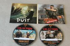 Frim Dust, Jagged Alliance , To the Moon PC DVD BOX
