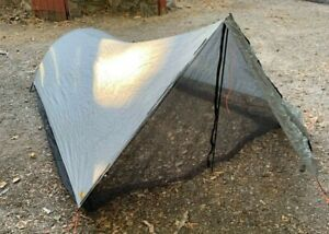 Tarp Tent Protrail Early Model Floorless Bug Net Ultralight Poles Included
