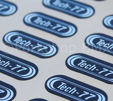 Dia-Compe Tech 77 BMX bicycle brake lever decals stickers (PACK OF 10) NEW