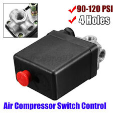 90-120 PSI Heavy Duty Air Compressor Pressure Switch Control Valve 240V 20A *