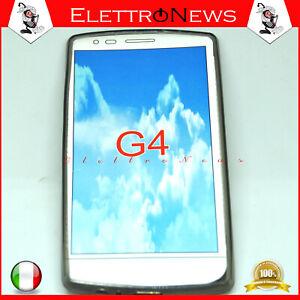 Custodia cover tpu per LG G4 Fumè