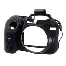 easyCover Pro Silicone Skin Camera Armor Case to fit Nikon D5300 DSLR Black