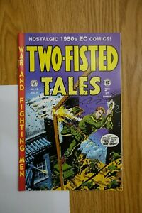 EC Reprint Two Fisted Tales #16 (July,1996)