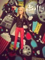 SALE! Buffy The Vampire Slayer CUSTOM HORROR DOLL Barbie OOAK