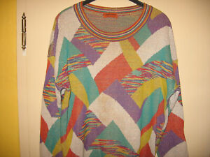 Missoni traumhafter Long-Pullover Gr. 42/44