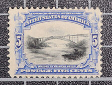 Scott 297 5 Cents Pan American OG MH Nice Stamp SCV $75.00