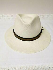Original Panama - Hut, handgeflochten aus Ecuador