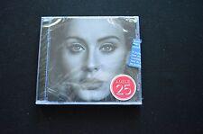 ADELE 25 RARE NEW SEALED AUSTRALIAN CD!