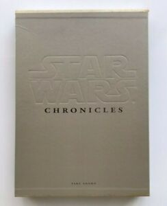 Star Wars Chronicles Hardcover Book Illustration / 1996 / Japanese / No.9731