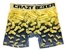Mens Crazy Boxer Briefs Gold Bar Underwear Bar of Gold Packaging Unique Gift