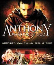 Anthony: Warrior of God (Jordi Molla) Saint Bio Endorsed by the Vatican NR Faith