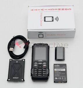 Sonim XP5 XP5700 Verizon 4G LTE Android Waterproof Military Rugged Phone PTT+