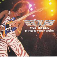 Van Halen Hampton Virginia November 18 1982 CD 2 Discs Set Hard Rock Japan