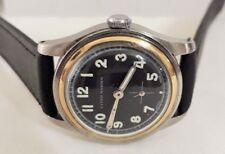 Exclusive orig. Ulysse Nardin Militär Armbanduhr ca. 1940 wk ww 2