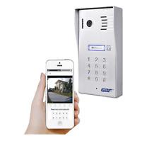 GBF New Upgraded -Global Wireless Video Doorphone & Doorbell WI-FI Intercom