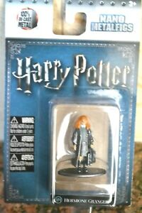 Jada Toys Harry Potter Nano 100% DieCast MetalFigs Hermione Granger Figure!