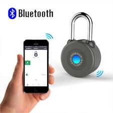 Wireless Control Smart Bluetooth Padlock Master Keys Types Lock with APP Control