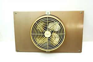 """Vintage FRIGID Electric Window Fan expandable from 26"""" to 38"""" across x 16"""" tall"""