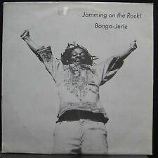 """Bongo Jerie - Jamming On The Rock / Coming Together 12"""" Mint- Private Reggae"""