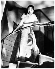 RETURN OF THE FLY great 8x10 still with girl on stairs -- d322