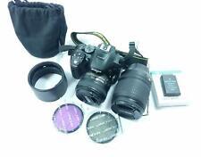Nikon D5300 24.2MP DLSR Camera with 2 Lenses & Acessories