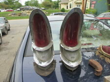1956 Packard Clipper taillight set with lens and housings