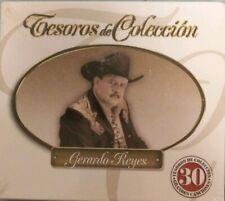Nuevo: Gerardo Reyes-Tesoros De Coleccion (30 Grandes Exitos!) 2 CD Set