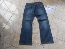 G9436 Maverick Devon Jeans W32 Dunkelblau Unifarben