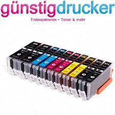 10x Drucker Patronen Easyink für Canon PGI-570XL CLI-571XL Pixma MG5750 MG5752