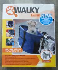Sac de transport chien pour vélo Camon Walkman Basket