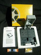 Vintage KODAK PRESSTAPE UNIVERSAL SPLICER 8mm / SUPER 8 / 16mm D 550 w Presstape