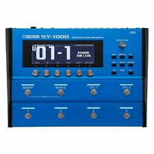 Boss SY-1000 Guitar Synthesizer Creation Machine