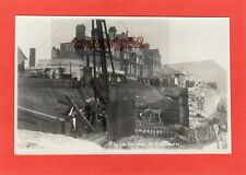 More details for storm damage (a) at sidmouth devon 1925 rp pc unused ref u519