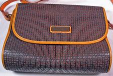 80s Vintage Original Ted Lapidus adjustable strap purse
